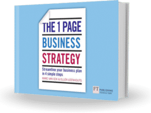 The 1 Page Business Strategy